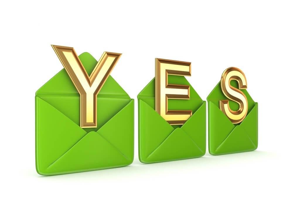 Valid email addresses for better marketing